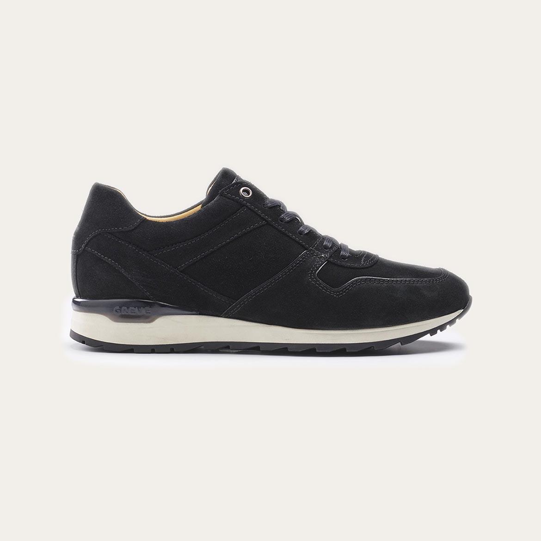 Greve Sneaker Fury Nero Merino  7243.34
