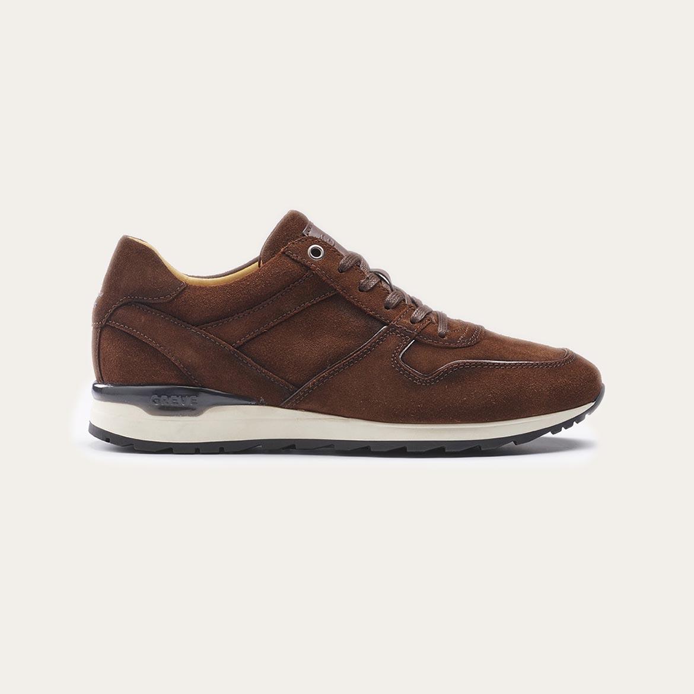 Greve Sneaker Fury Chocolate Merino  7243.35