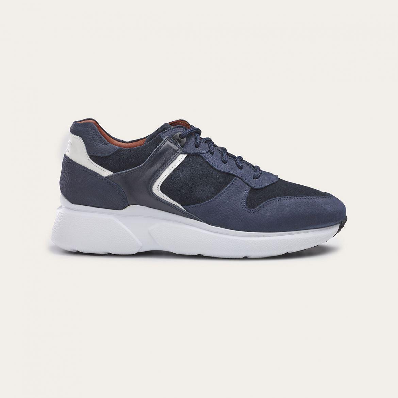 Greve Sneaker Ryan Blu Morbi  7256.12