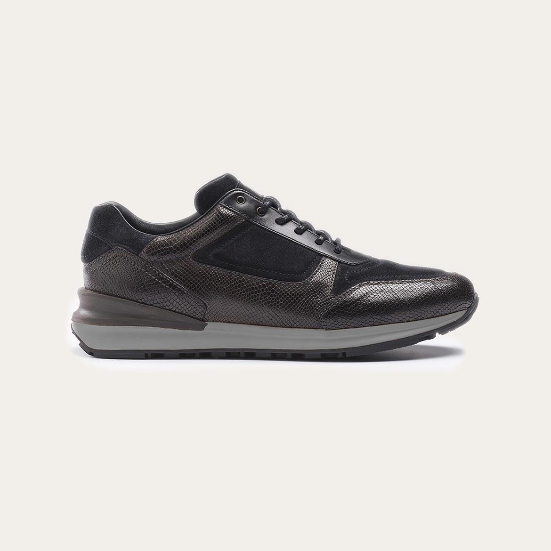 Greve Sneaker Podium Stone Pyton  7258.06
