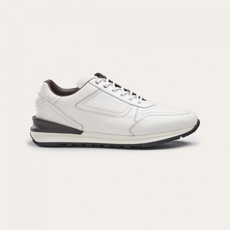 Greve Sneaker Podium White Napa  7258.17