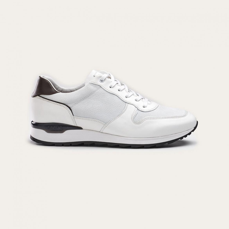Greve Sneaker Fury White Nappa  7299.03