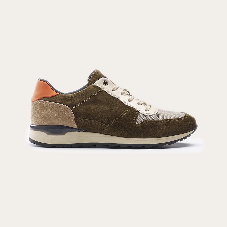 Greve Sneaker Fury Militare Florence  7299.13