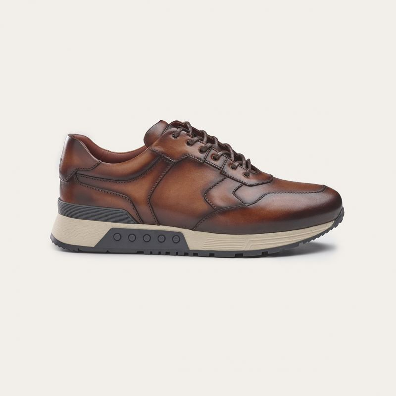 Greve Sneaker Haarlem 3171 Cognac Primus