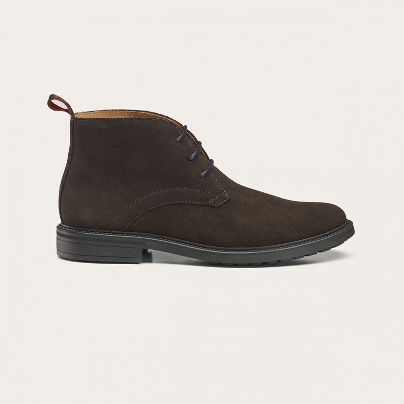 Greve Veterboot Barbour Dark Brown Velvet