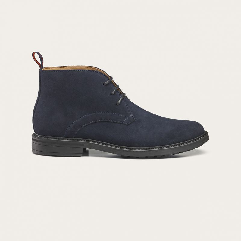 Greve Veterboot Barbour Night Blue Velvet