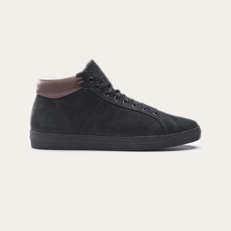 Greve Sneaker Umbria Nero Morbi