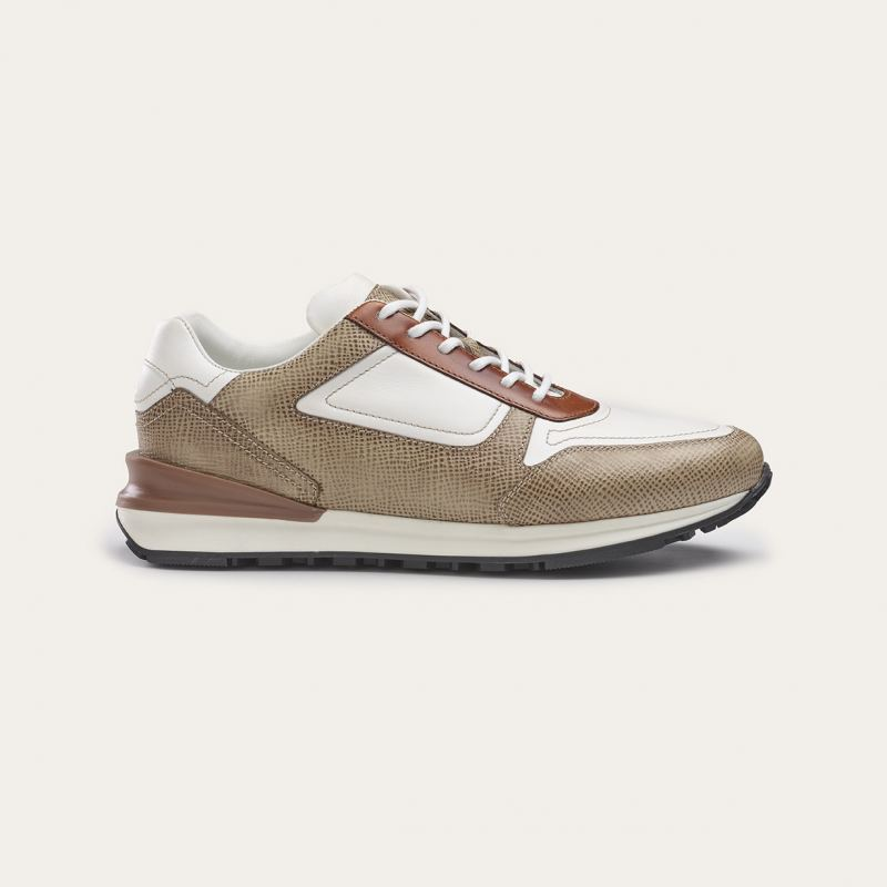 Greve Sneaker Podium Sabbia Palma