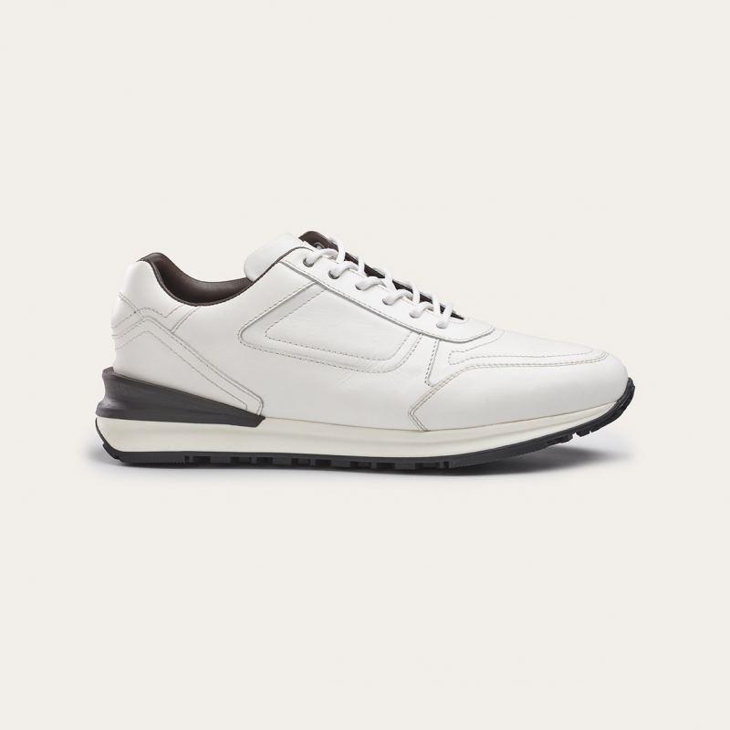 Greve Sneaker Podium White Napa