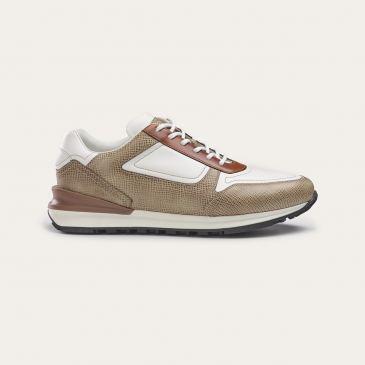 Greve Sneaker Podium Sabbia Palma Leest H